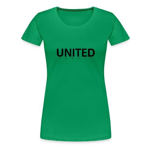 United People N - T-shirt Premium Femme