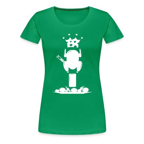 Bella maglietta per le donne 2 - Maglietta Premium da donna