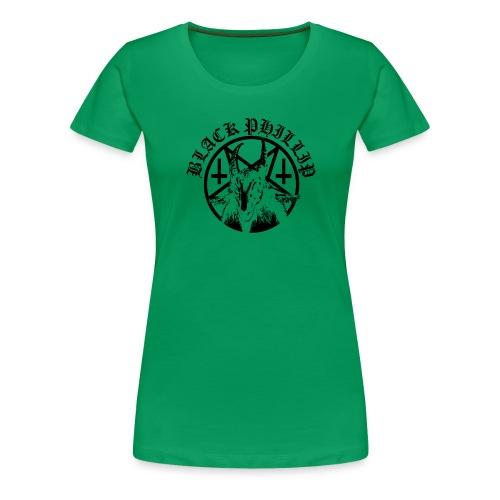 Black Metal Phillip - Women's Premium T-Shirt