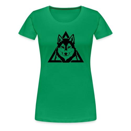 Husky - T-shirt Premium Femme