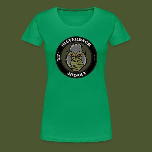 Silverback Airsoft - Premium-T-shirt dam