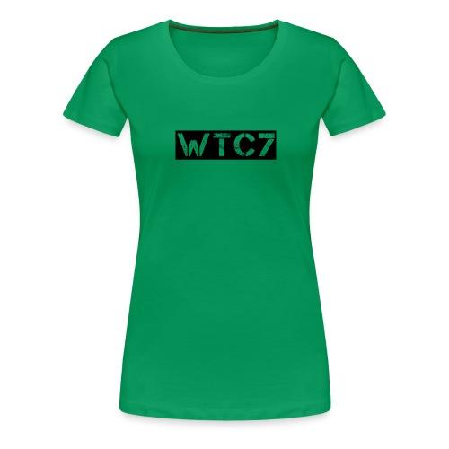 WTC7 - Frauen Premium T-Shirt