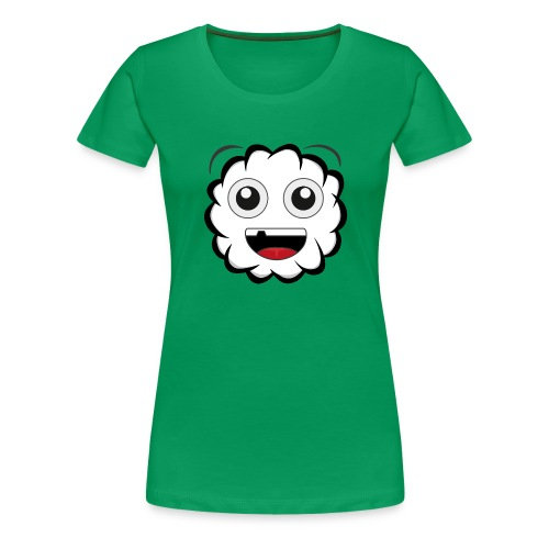 PKS Sheep Laugh - Frauen Premium T-Shirt