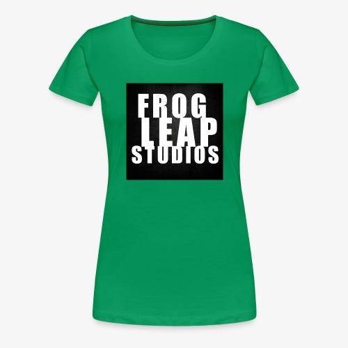 FLS Logo - Premium T-skjorte for kvinner