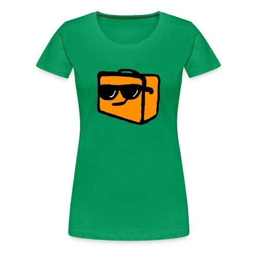Matboksen Logo Barn - Premium T-skjorte for kvinner