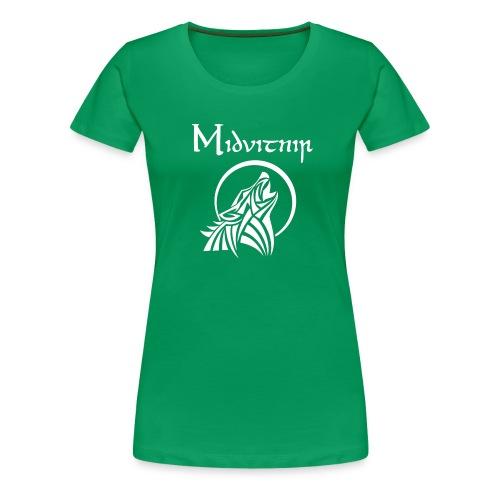 Midvitnir #1 - Premium-T-shirt dam