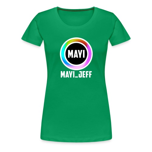 Mayi_Jeff - Men T-Shirt - Women's Premium T-Shirt
