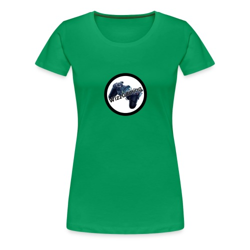 WizzGaming - Kids T-Shirt - Women's Premium T-Shirt