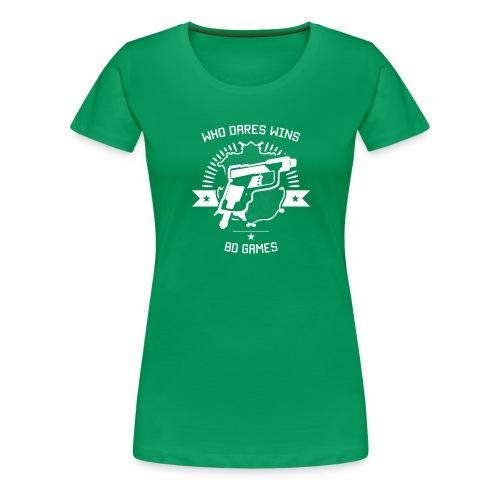 8DArmy v006 png - Vrouwen Premium T-shirt