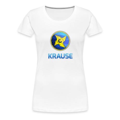 Krause shirt - Dame premium T-shirt