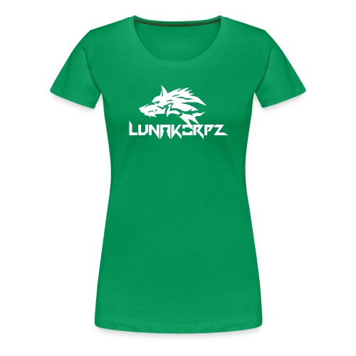 luankorpz new ones - Vrouwen Premium T-shirt