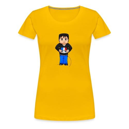 MaximeGaming - T-shirt Premium Femme