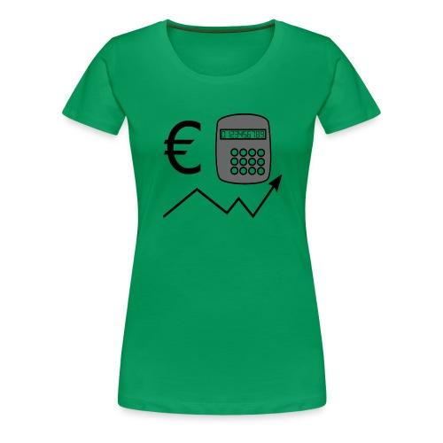 ADMINISTRACAO - Camiseta premium mujer