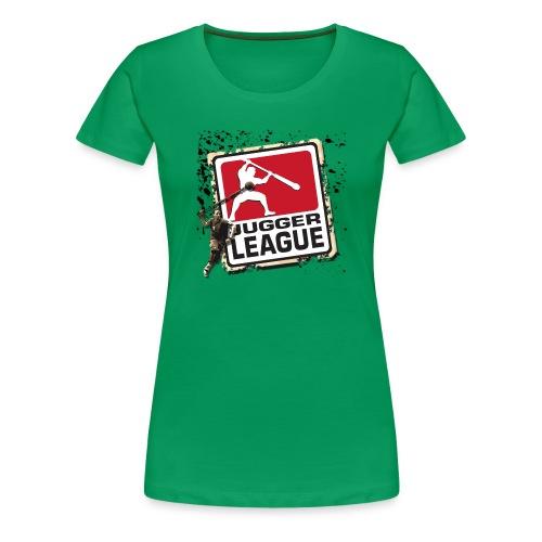 Jugger LigaLogo Splash - Frauen Premium T-Shirt