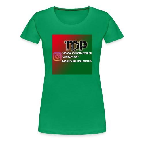 IMG 20180829 WA0003 - Vrouwen Premium T-shirt