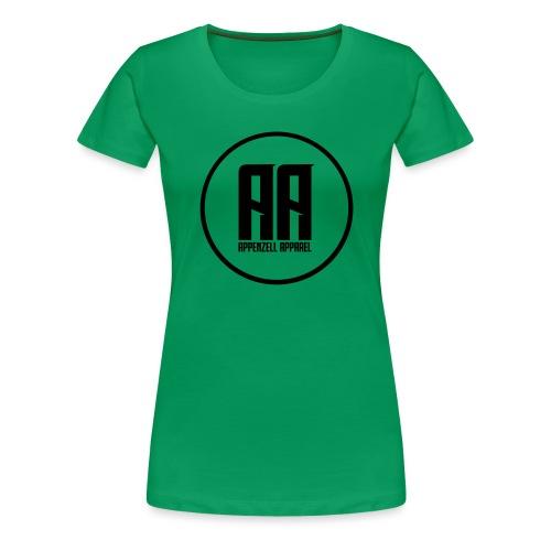 AppenzellApparel - Frauen Premium T-Shirt