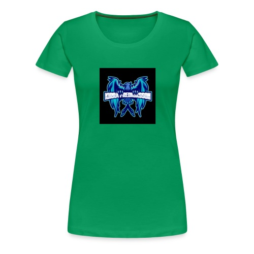Kira - Premium-T-shirt dam