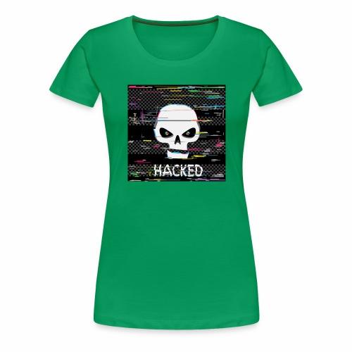 ASSÅ HACKER - Premium-T-shirt dam