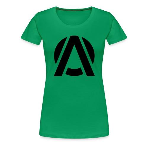 Alson emblem - Vrouwen Premium T-shirt