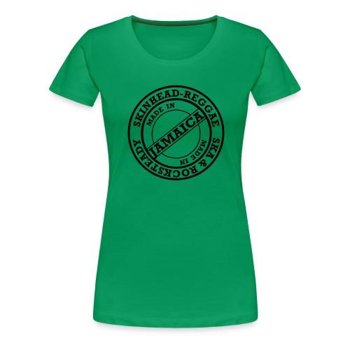 skinheadreggae_made_in_jamaica - Frauen Premium T-Shirt
