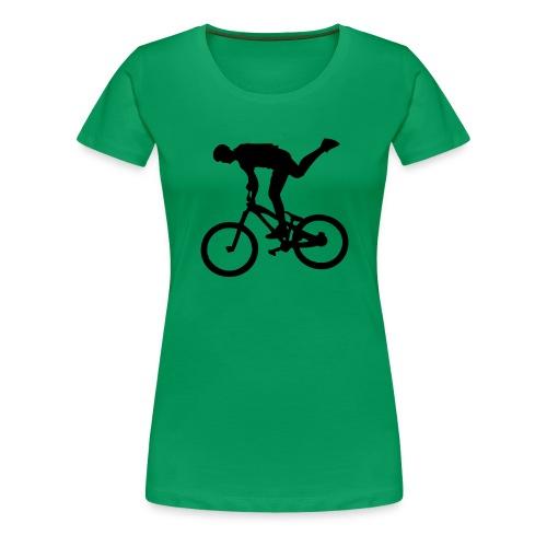 One Foot - T-shirt Premium Femme