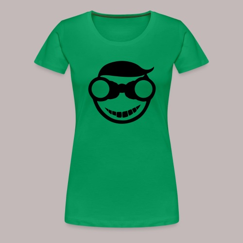 Peeper Donald - Frauen Premium T-Shirt