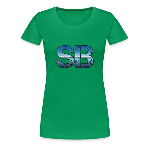 SB Logo - Dame premium T-shirt