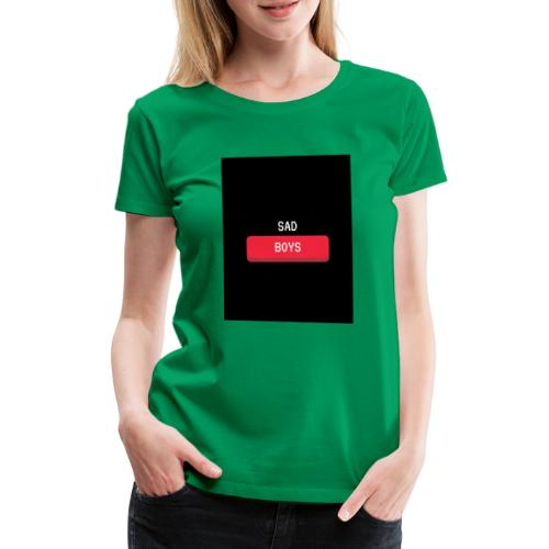 Sad Boys Video Game Pop Culture T - shirt - Camiseta premium mujer