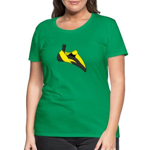 klimschoen - Vrouwen Premium T-shirt