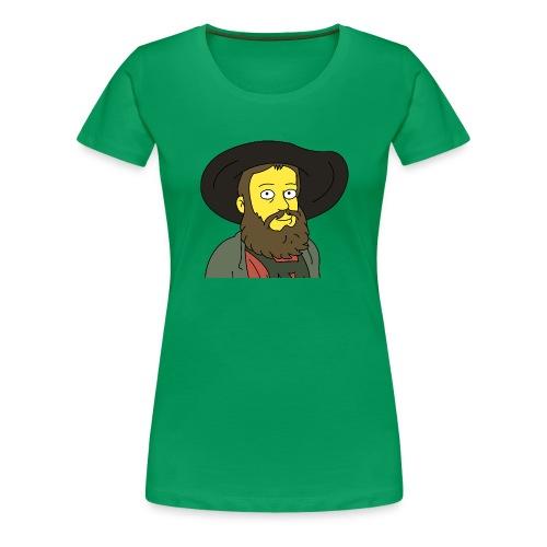 Echter Tiroler - Tirol Andres Hofer - Frauen Premium T-Shirt