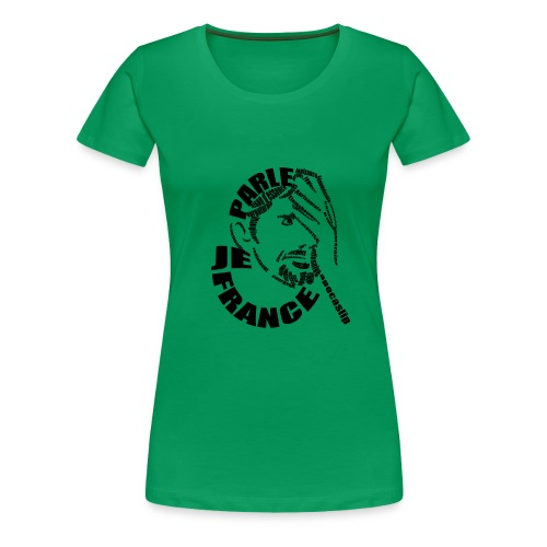 jpflogo png - T-shirt Premium Femme