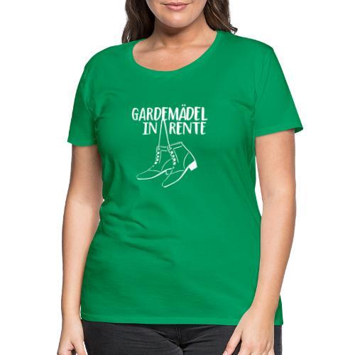 Gardemaedel - Frauen Premium T-Shirt