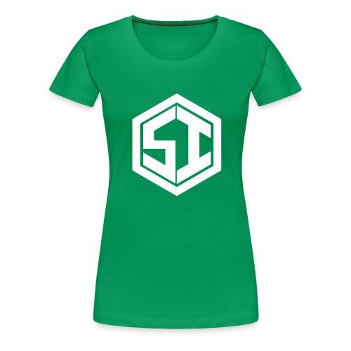 Soundinterference LOGO LOS - Vrouwen Premium T-shirt