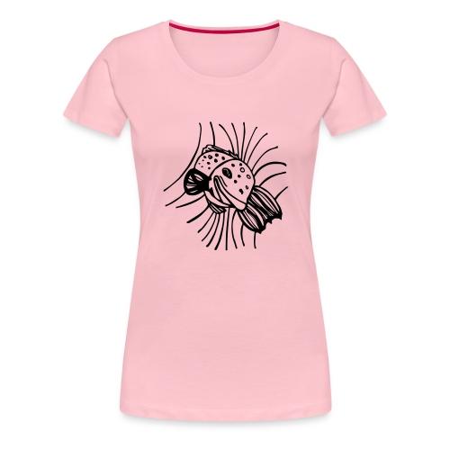 pesce1 - Maglietta Premium da donna