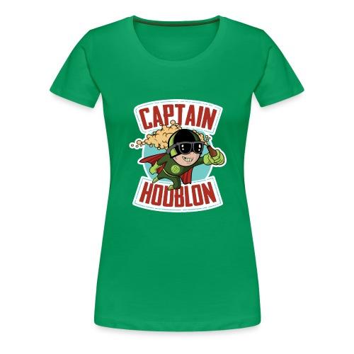 captain houblon - T-shirt Premium Femme