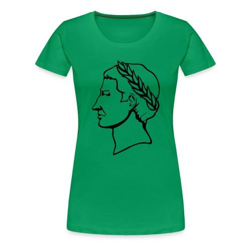 Gaius Julius Caesar - Frauen Premium T-Shirt