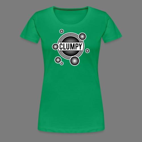 Clumpy halos - Women's Premium T-Shirt