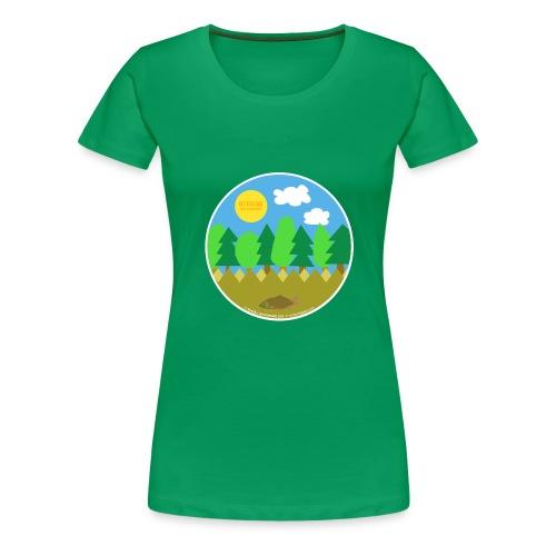 Steege - Frauen Premium T-Shirt