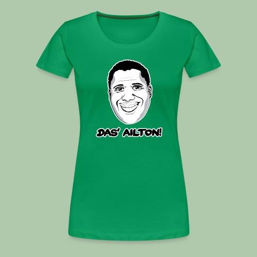 ailton02 - Frauen Premium T-Shirt