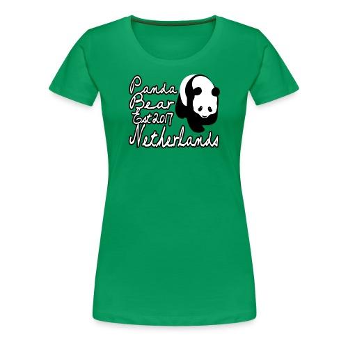 Panda's Rhenen - Vrouwen Premium T-shirt