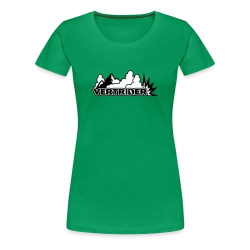 Vertrider - Frauen Premium T-Shirt
