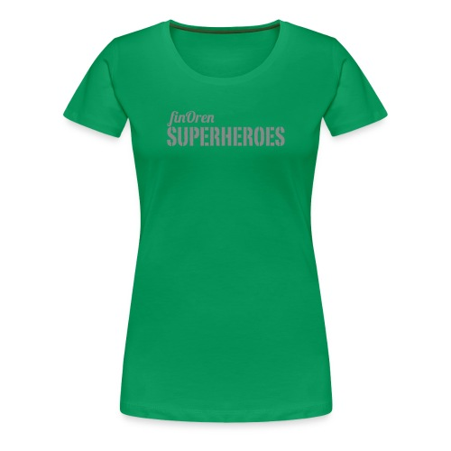 finore sh two colors - Women's Premium T-Shirt