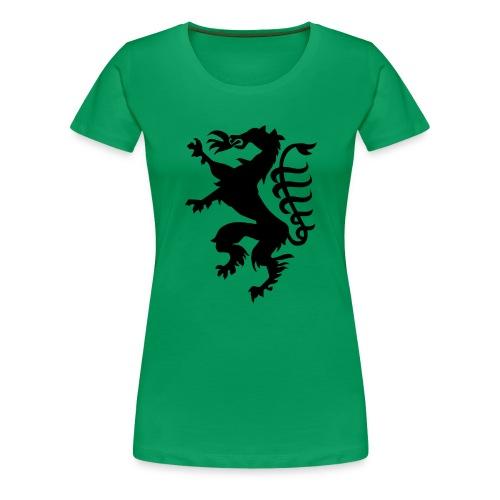 Steiermark Wappen - Frauen Premium T-Shirt