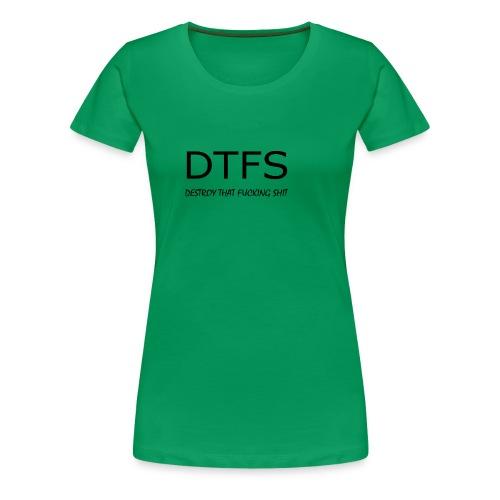 DeThFuSh - Women's Premium T-Shirt