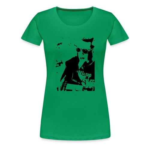 The Brandy 2 - Frauen Premium T-Shirt