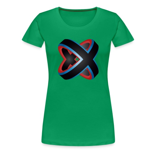cross - Camiseta premium mujer