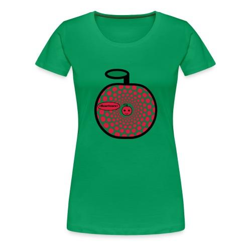 Heartcore - Frauen Premium T-Shirt
