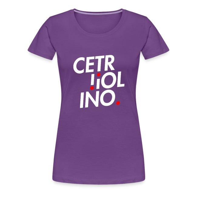 Cetr!ol!no. (Dark T-Shirt)