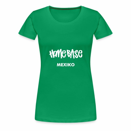 WORLDCUP 2018 Mexiko - Frauen Premium T-Shirt