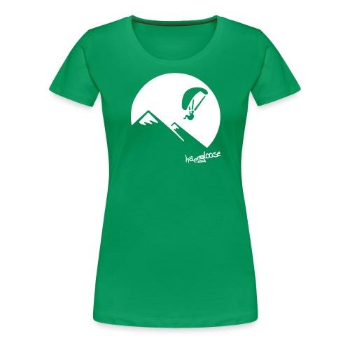 nachtflug - Frauen Premium T-Shirt